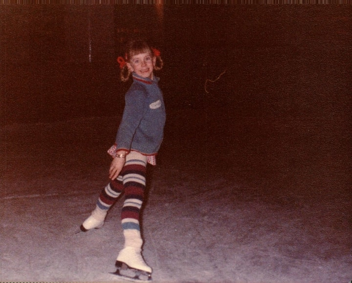 tonya harding childhood skating