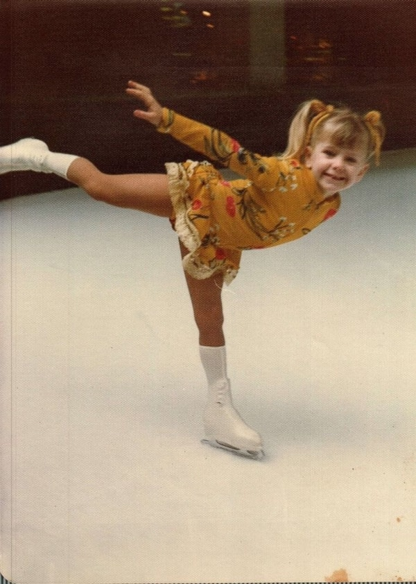 tonya harding early life