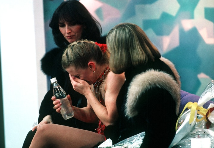 tonya harding crying 1993