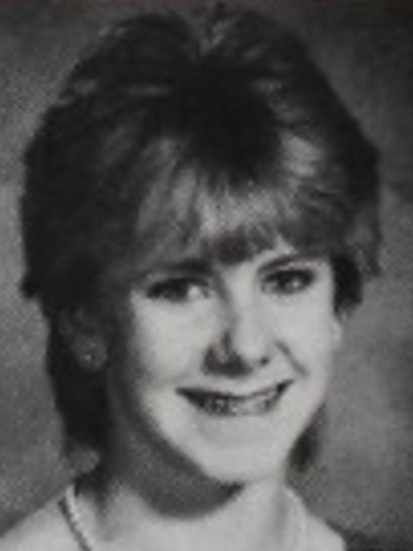 tonya harding life high school yearbook photo