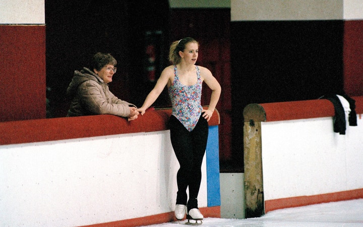 tonya harding with mom