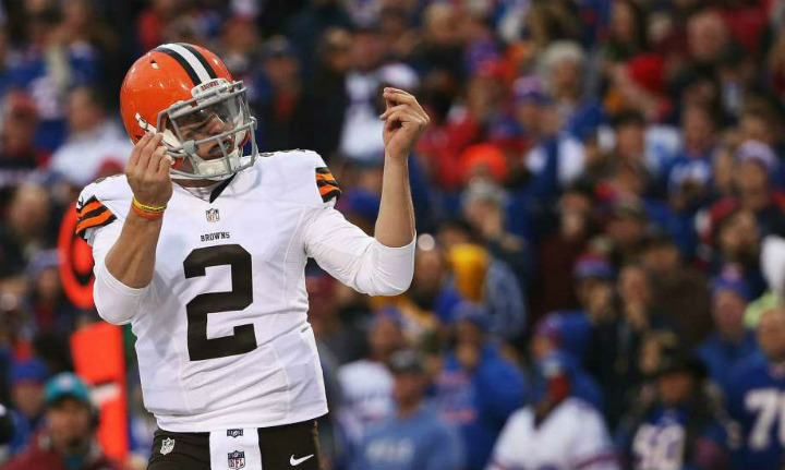 Manziel last played for Browns, CLF's Tiger-Cats might be next