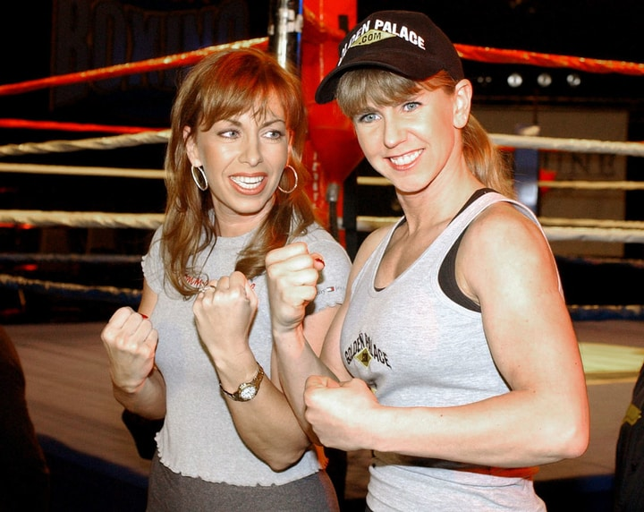 tonya harding life after scandal celebrity boxing