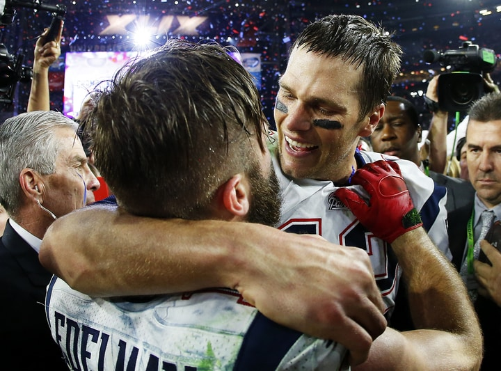 How Tom Brady Became an Icon Through Trials, Triumph and Time