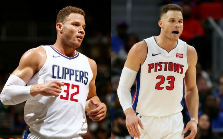 shocking sports trades blake griffin