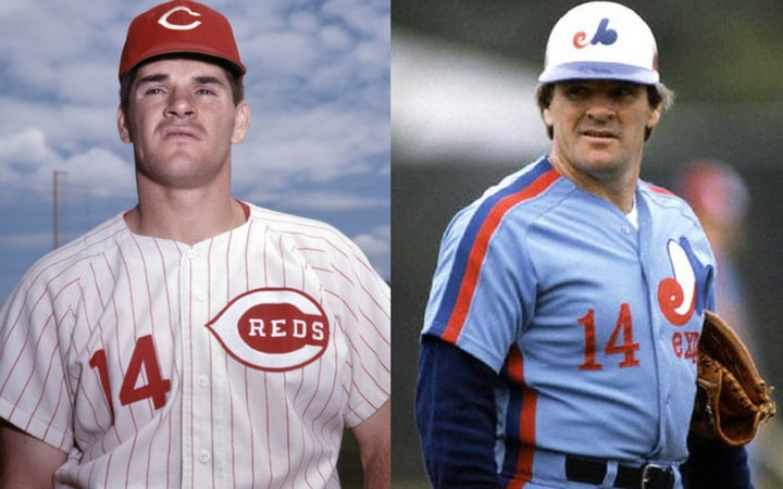 pete rose traded reds expos