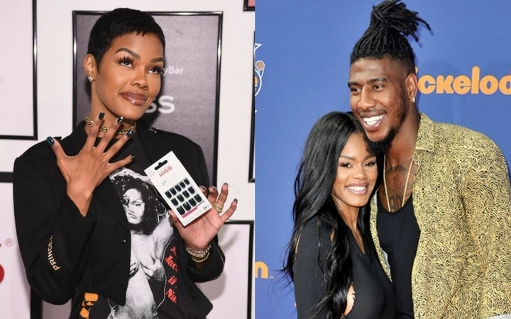 nba wives and girlfriends teyana taylor Iman Shumpert
