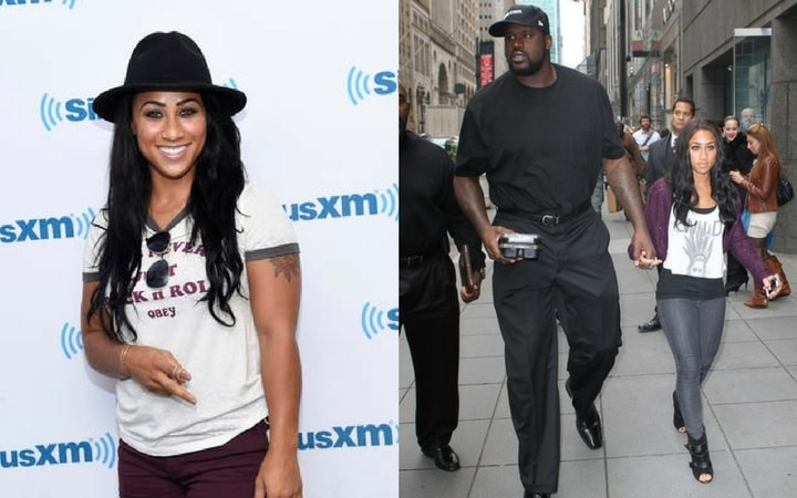 nba wags nicole hoopz alexander shaquille oneal