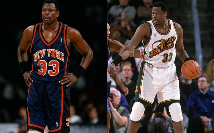 patrick ewing shocking trades knicks sonics