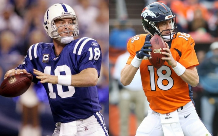 shocking sports trades peyton manning colts broncos