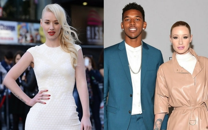 nba wags Iggy Azalea Nick Young