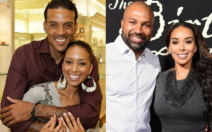 nba wags govan matt barnes derek fisher