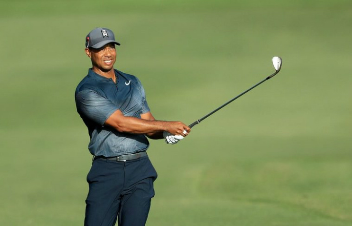 Woods survives strong winds on first day of 2018 honda classic for Honda classic 2018