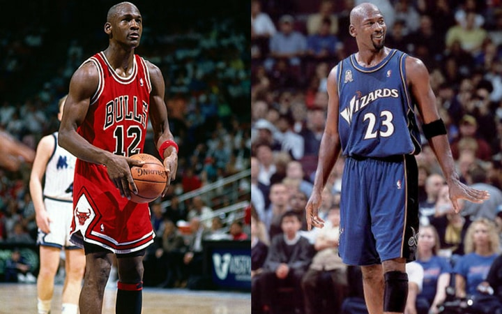 shocking sports trades michael jordan