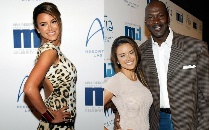 nba wives Yvette Prieto michael jordan