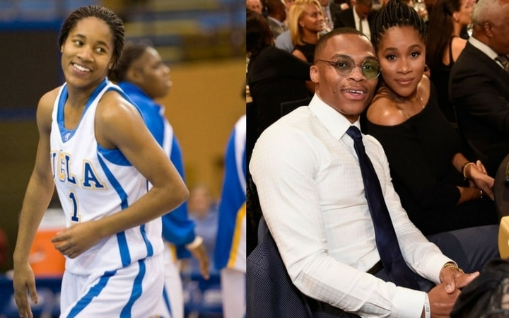 nba wives nina westbrook russell westbrook