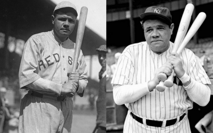 babe ruth trade boston yankees