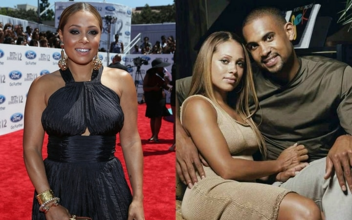 nba wives grant hill tamia hill