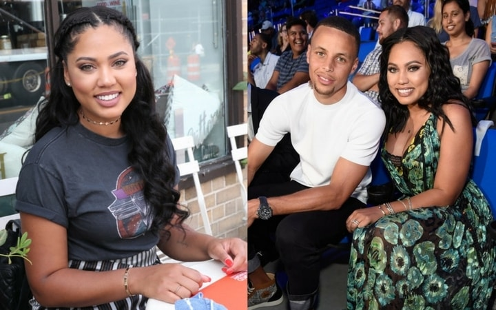 nba wags steph curry ayesha curry