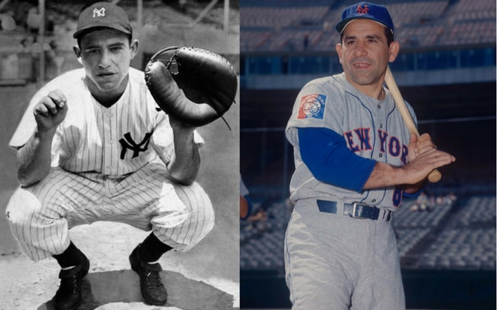 yogi berra shocking trade yankees mets
