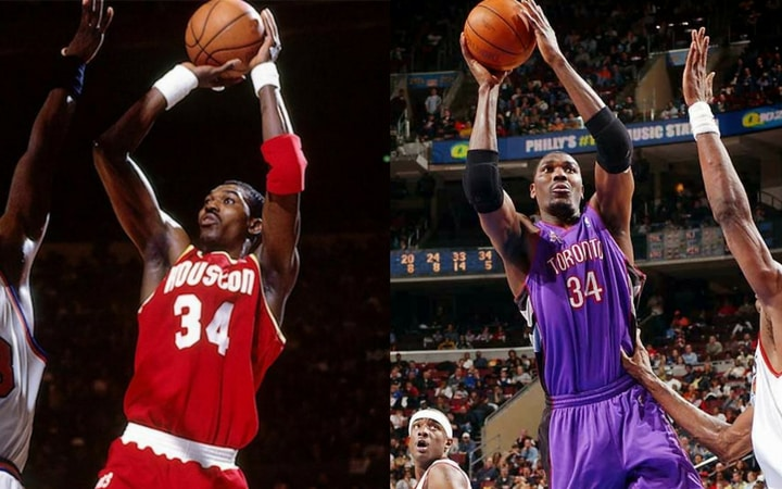 hakeem olajuwon rockets shocking sports trades