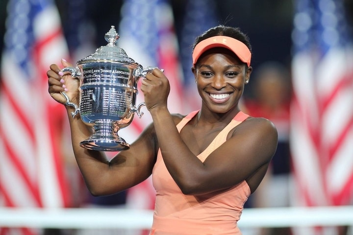 tennis player sloane stephens female athletes