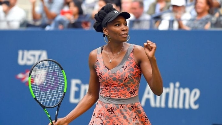 female athletes venus williams
