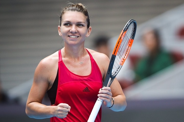 simona halep tennis female athletes